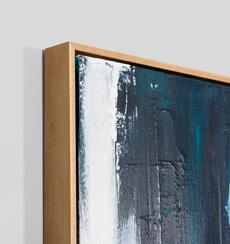 Floating Frames Canvas Frames Upload Image Of Artwork View In
