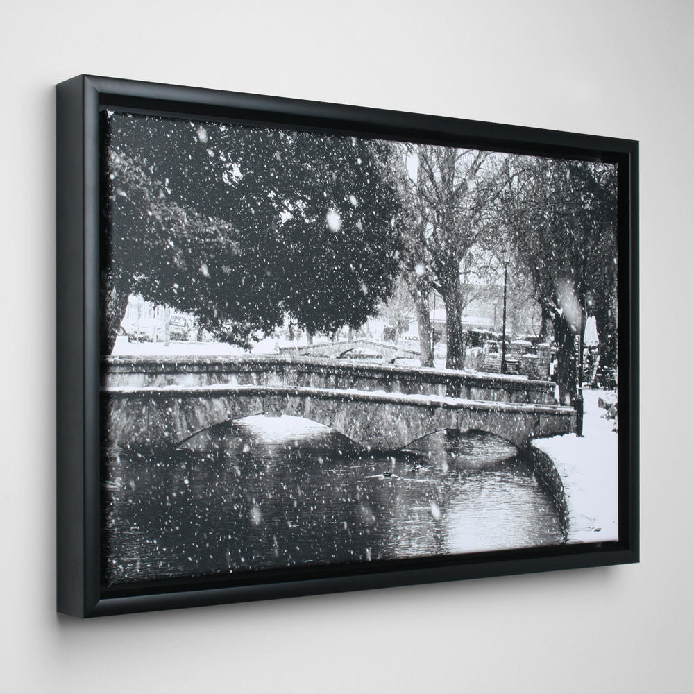 Floating Frames - Canvas Frames | Upload Image of Artwork & View in ...